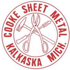 Cooke Sheet Metal - Serving Northern Michigan for 35 Years